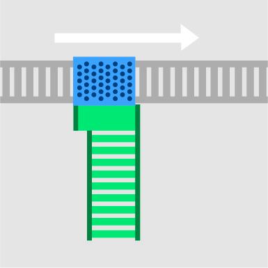 クイックソート運用例オプション-直交型